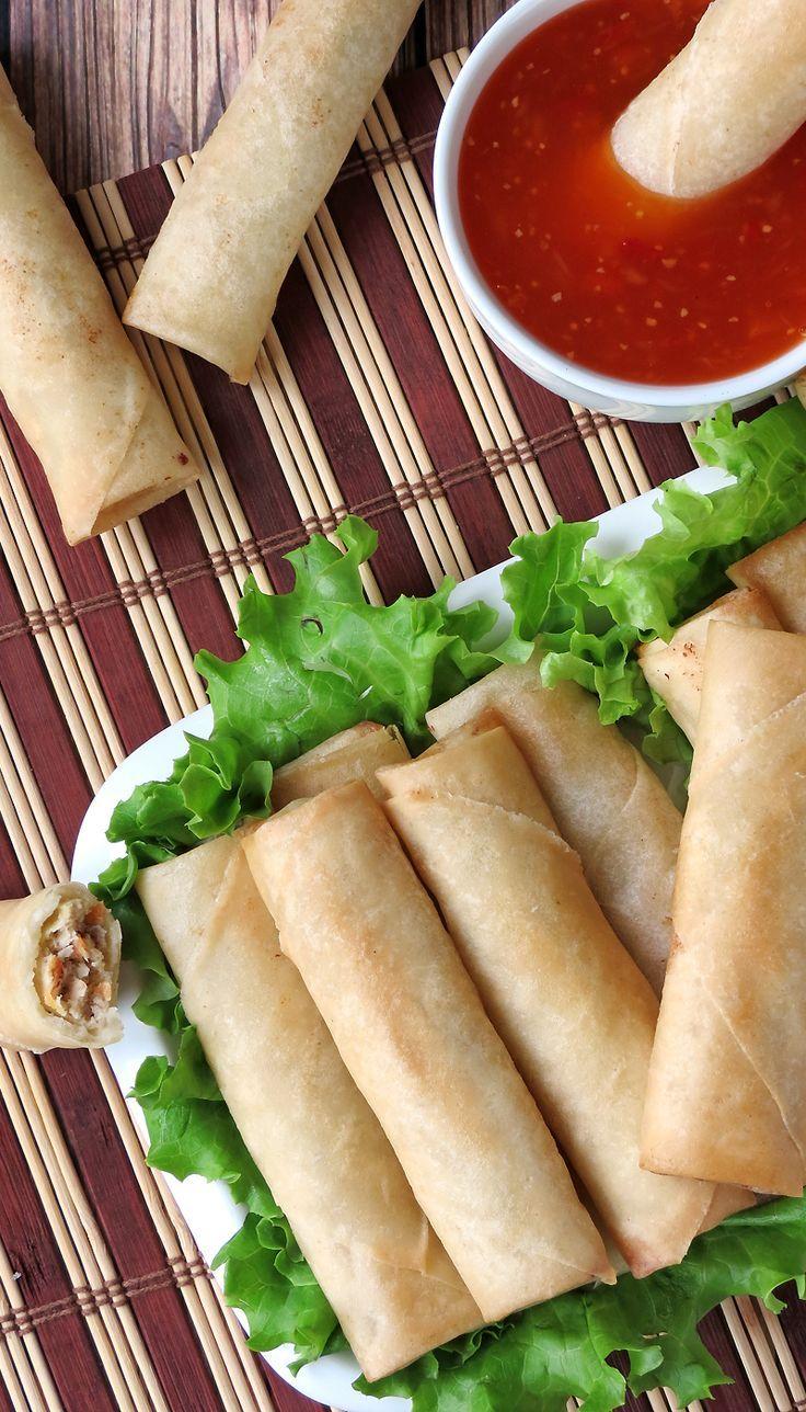 Lumpia filipino spring rolls recipe filipino rolls and spring lumpia filipino spring rolls forumfinder Image collections