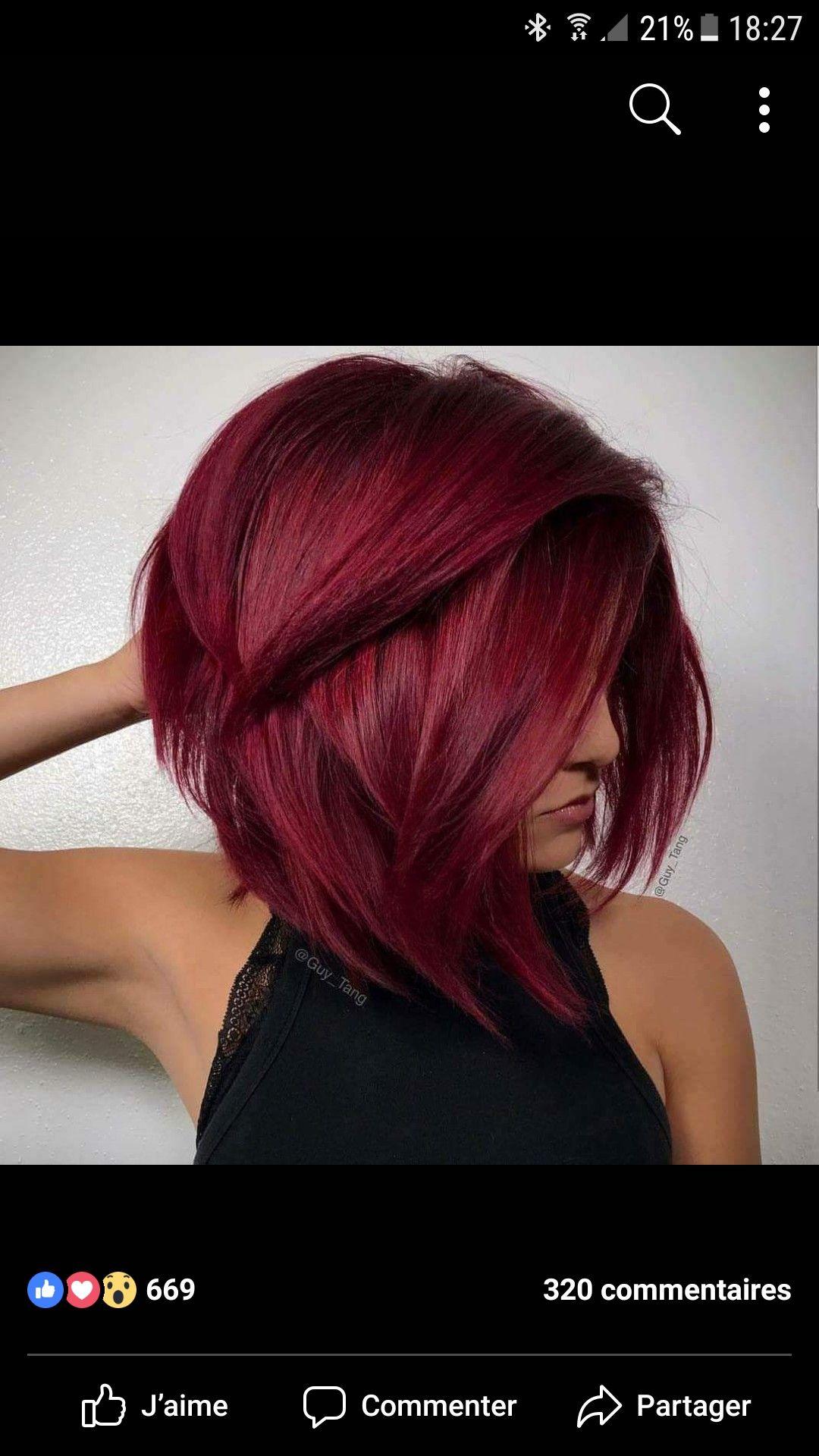 Love this color!! | teinture | Pinterest | Hair, Hair ...