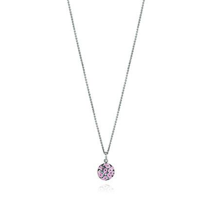 Pandora MOA - Pink Ribbon Pendant with Chain, $175.00 (http://www.pandoramoa.com/pink-ribbon-pendant-with-chain/)
