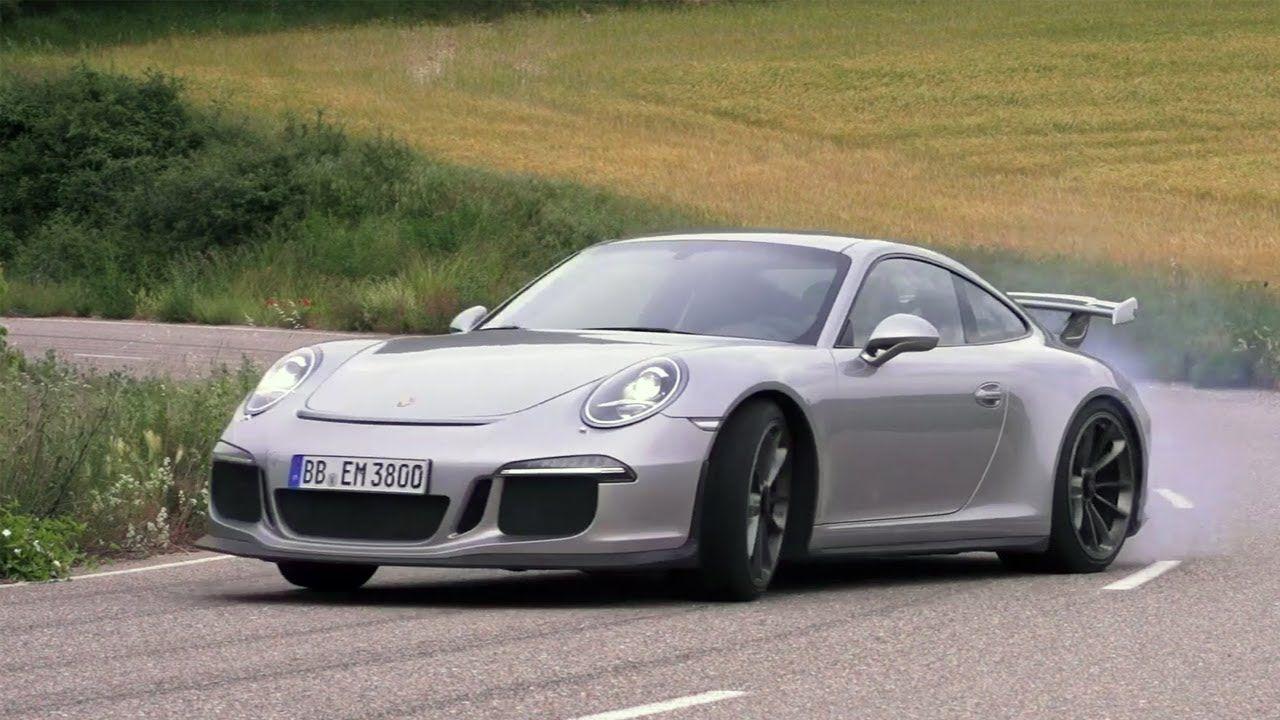 New Porsche 991 GT3 First Drive CHRIS HARRIS ON CARS s