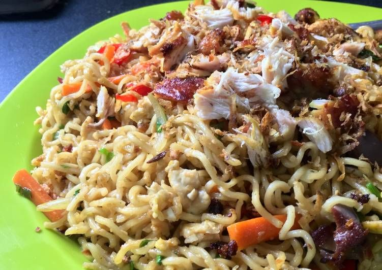 Resep Mie Goreng Tek Tek Jawa Oleh Edwina F Anandita Resep Makanan Resep Ayam Goreng