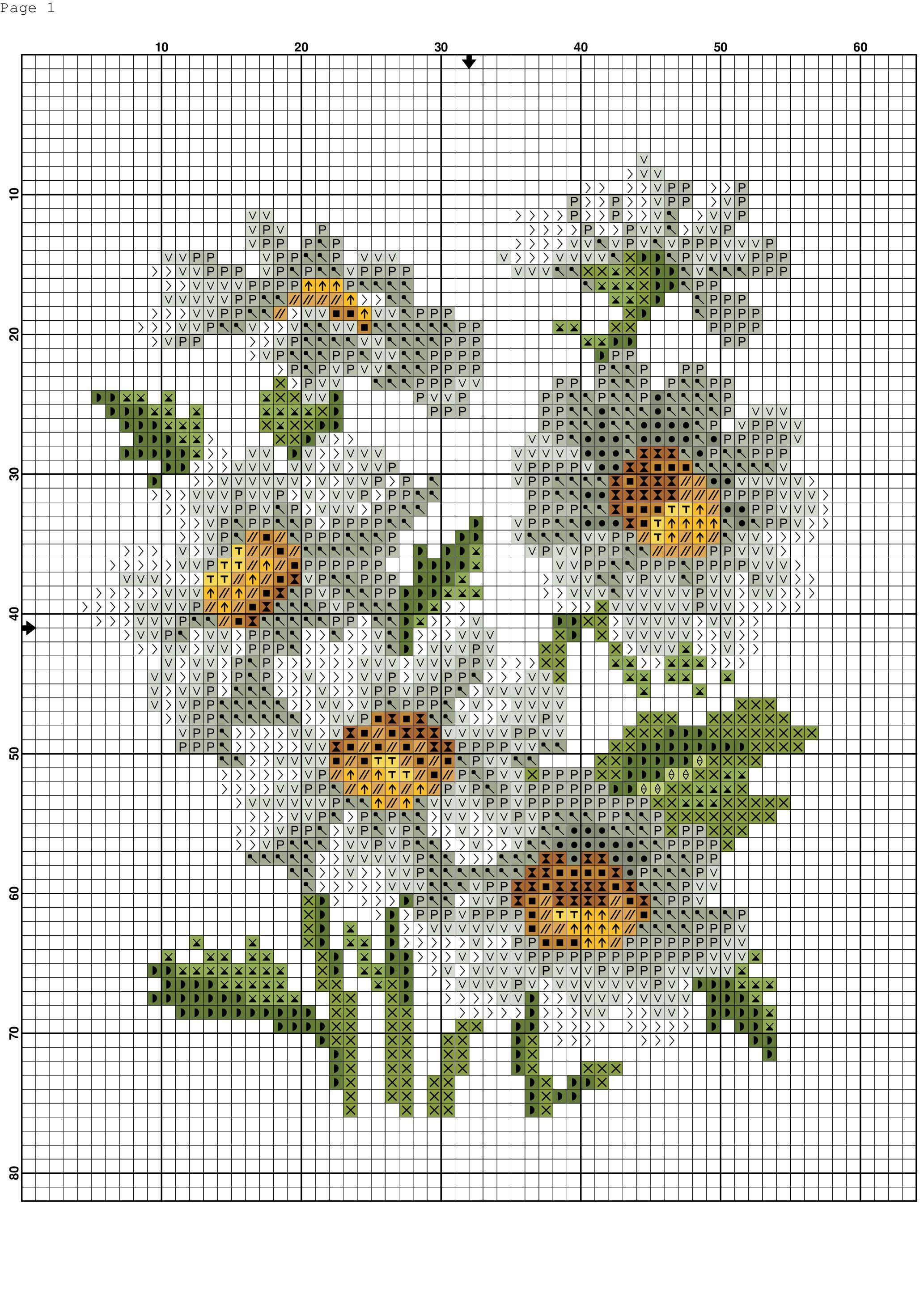 de X-roses, d´altres flors... | Puntadas | Pinterest | Kreuzstich ...