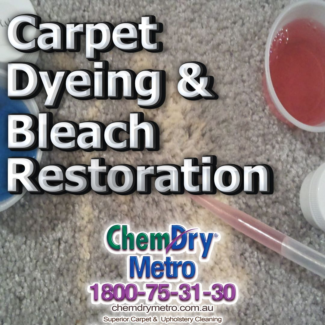 Carpet spot dyeing carpet bleach stain dyeing in 2020