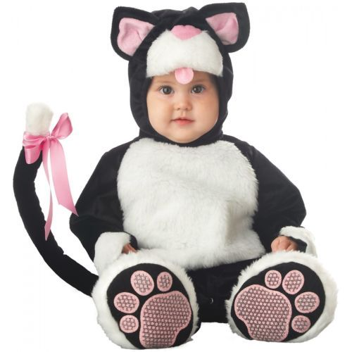 Cat Costumes Baby Cat in home idea Pinterest Babies, Costumes - halloween costume ideas for infants