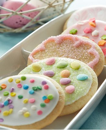 Easter Sprinkle Cookies Wm13walmart Cook Recipes