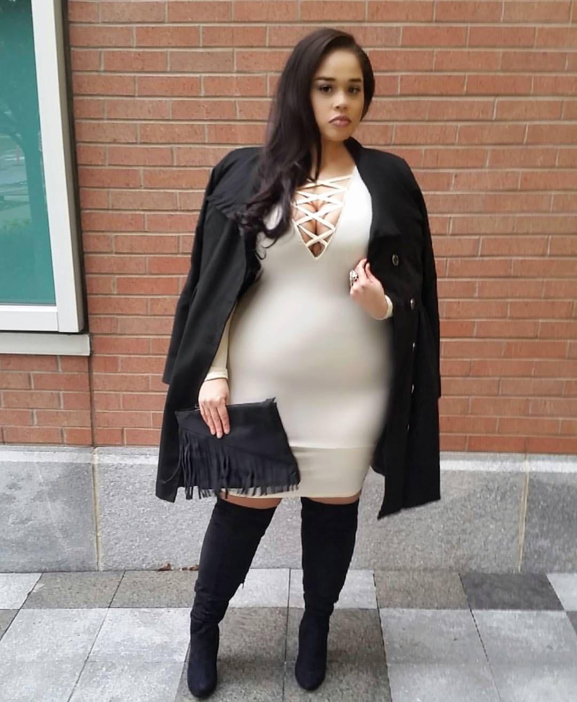 Plus Size Fashion @ayejennyb on Instagram | Plus Size