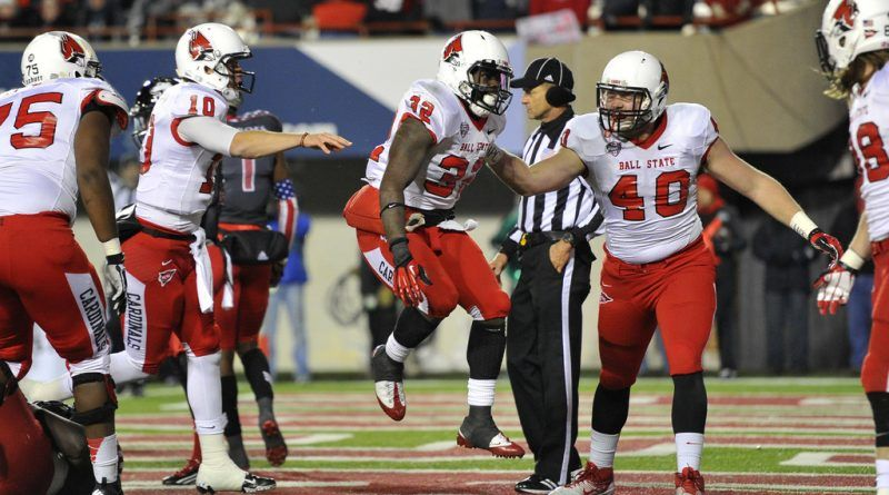 Ball State Cardinals at State Panthers, NCAA