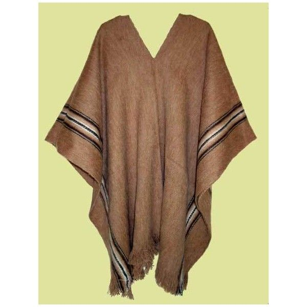 Looking for a Men's Wool Poncho - Hip Forums found on Polyvore