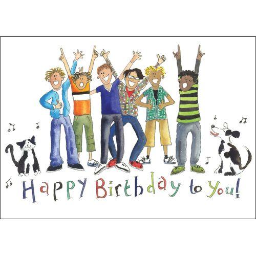 Jy54 Birthday Boys Https Www Phoenix Trading Co Uk Web Cathyboard Area Shop Online Category Children Boy Birthday Birthday Cards For Boys Kids Birthday Cards