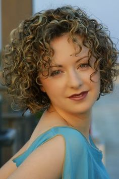 Image Result For Hairstyles For 40 Year Old Woman With Curly Hair Short Curly Hairstyles For Women Curly Hair Styles Short Permed Hair