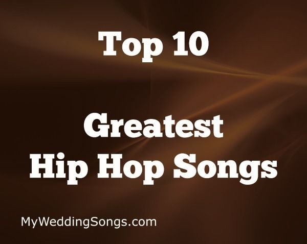 Top 10 Greatest Hip Hop songs as accumulated by Rolling Stone ...