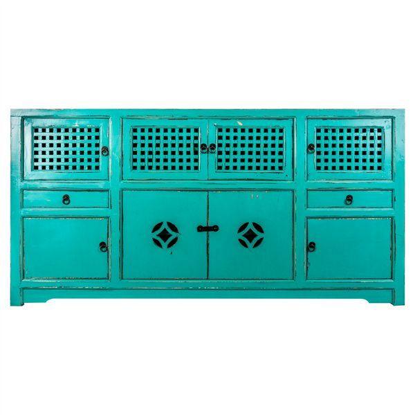 Aparador buffet oriental blenus mueble de colores for Proposito del comedor buffet