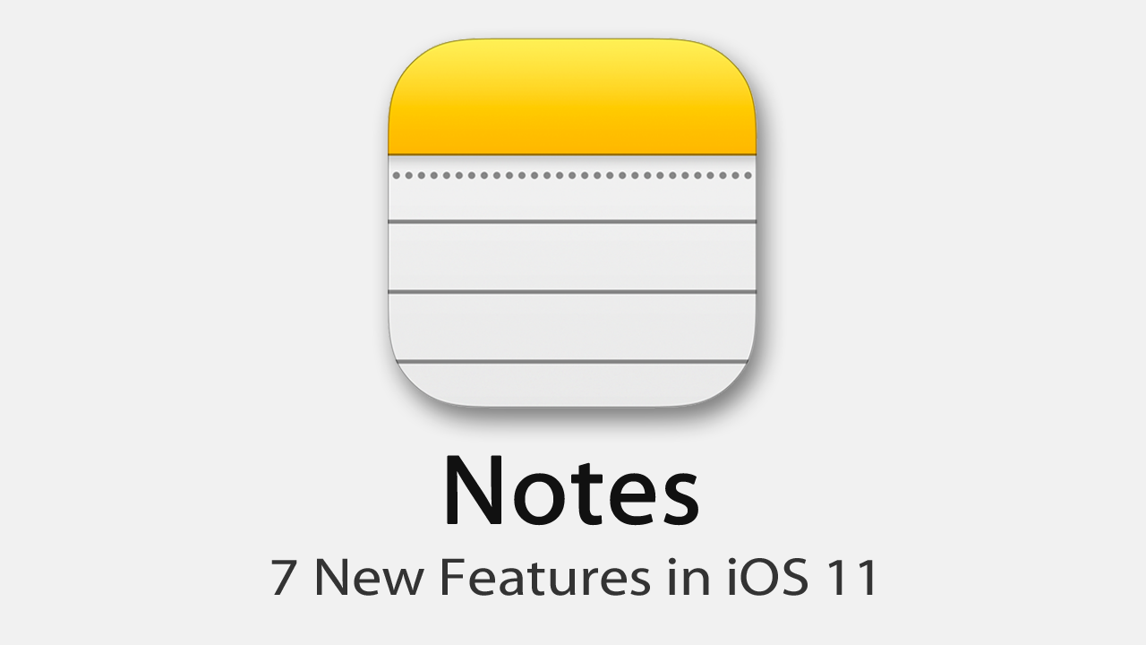Discover the latest changes Apple has made to your Notes