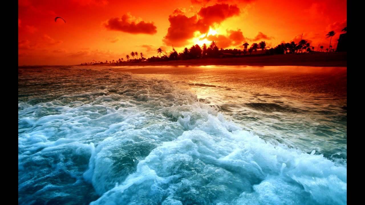 In Credo Siesta Del Sol Chill Time Ocean Wallpaper Sunset