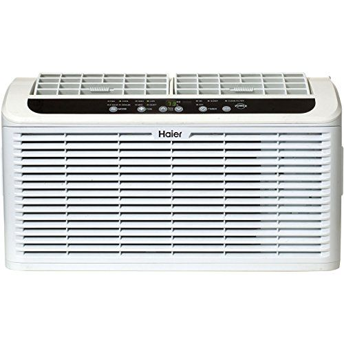 Haier Serenity Series 6 000 Btu 115v Window Air Conditioner With Ultra Quiet Sound Package Window Air Conditioner Quiet Window Air Conditioner Room Air Conditioner