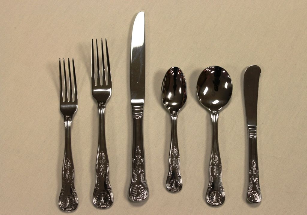 Flatware Baroque Flatware Prime Time Party Rental