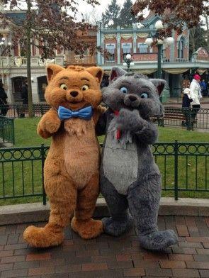 Valentine's Day at Disneyland Paris (Photo: @DisneyMoi)