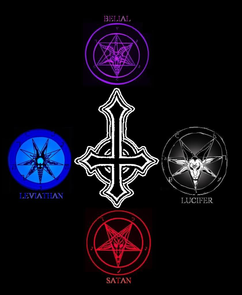 4 princes of hell photo satanism pinterest occult baphomet 4 princes of hell photo buycottarizona Image collections