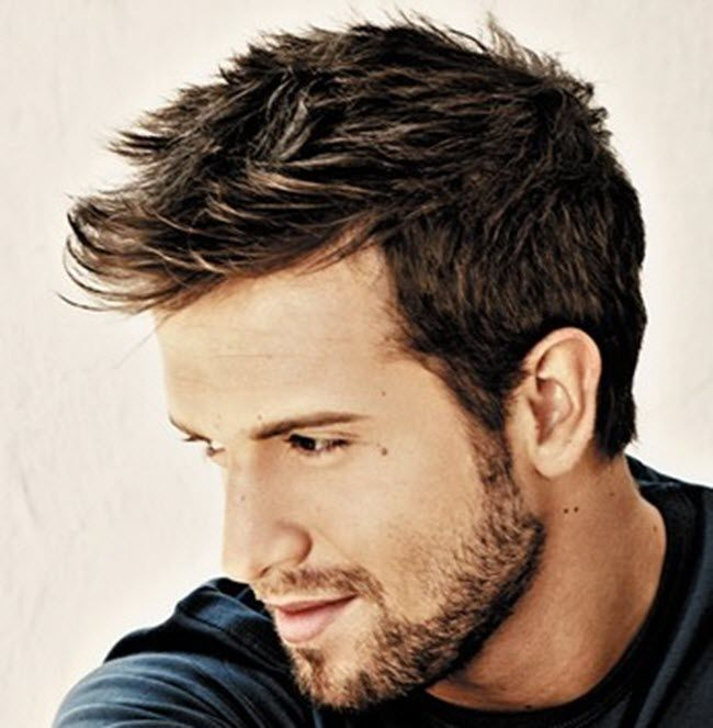 Fresh Look For Your Summer Men Haircut Styles Haircuts For Men Mens Hairstyles Short