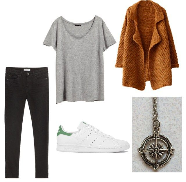 Reisoutfit / Travel outfit for a citytrip | Necklace Trends 4 Travel