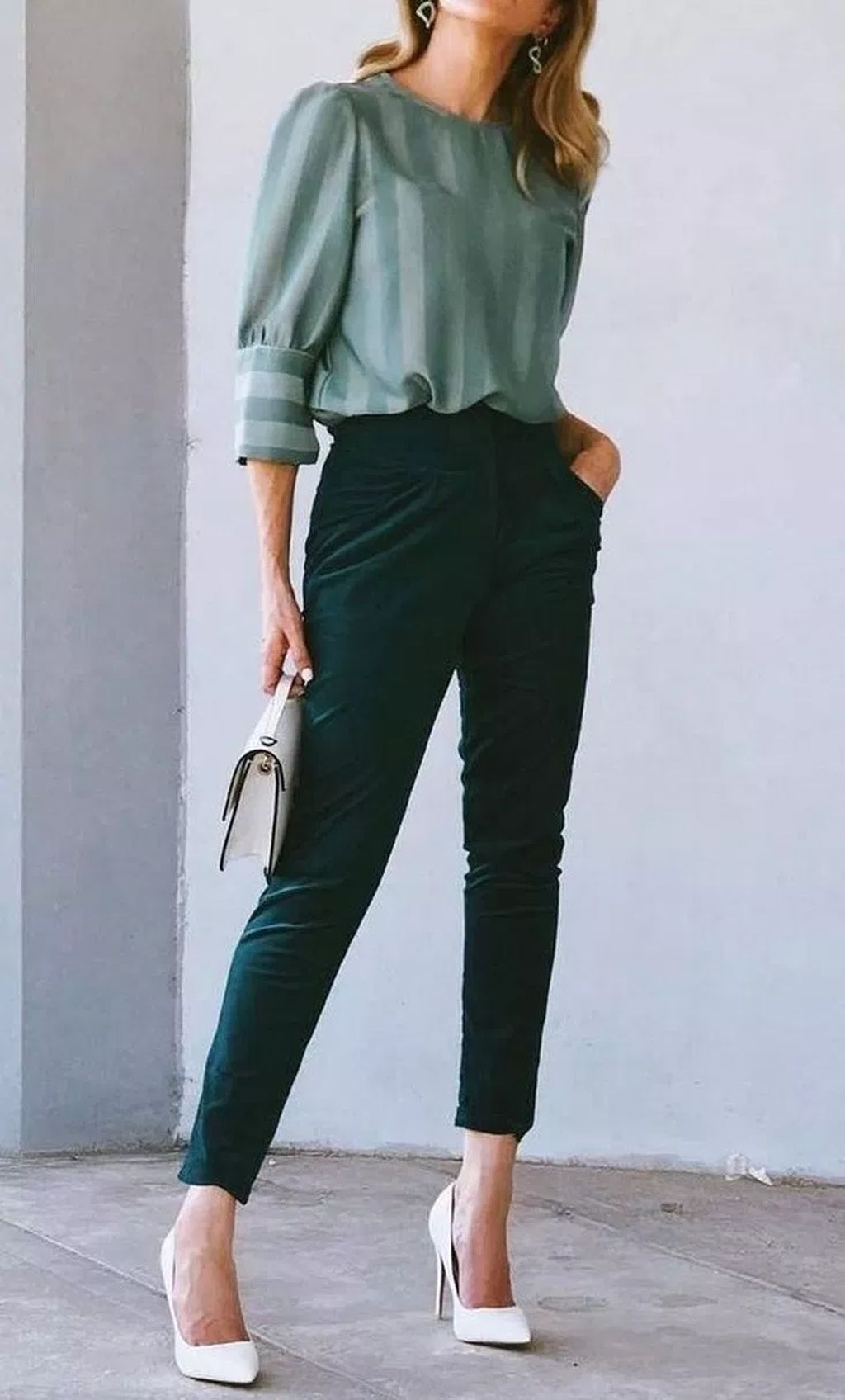 30+ Cute Work Outfits Ideas For Women To Copy In 2019 #workoutfitswomen