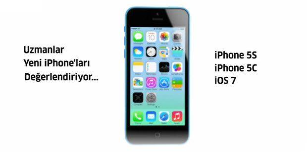 iPhone'ları bizden dinleyin!