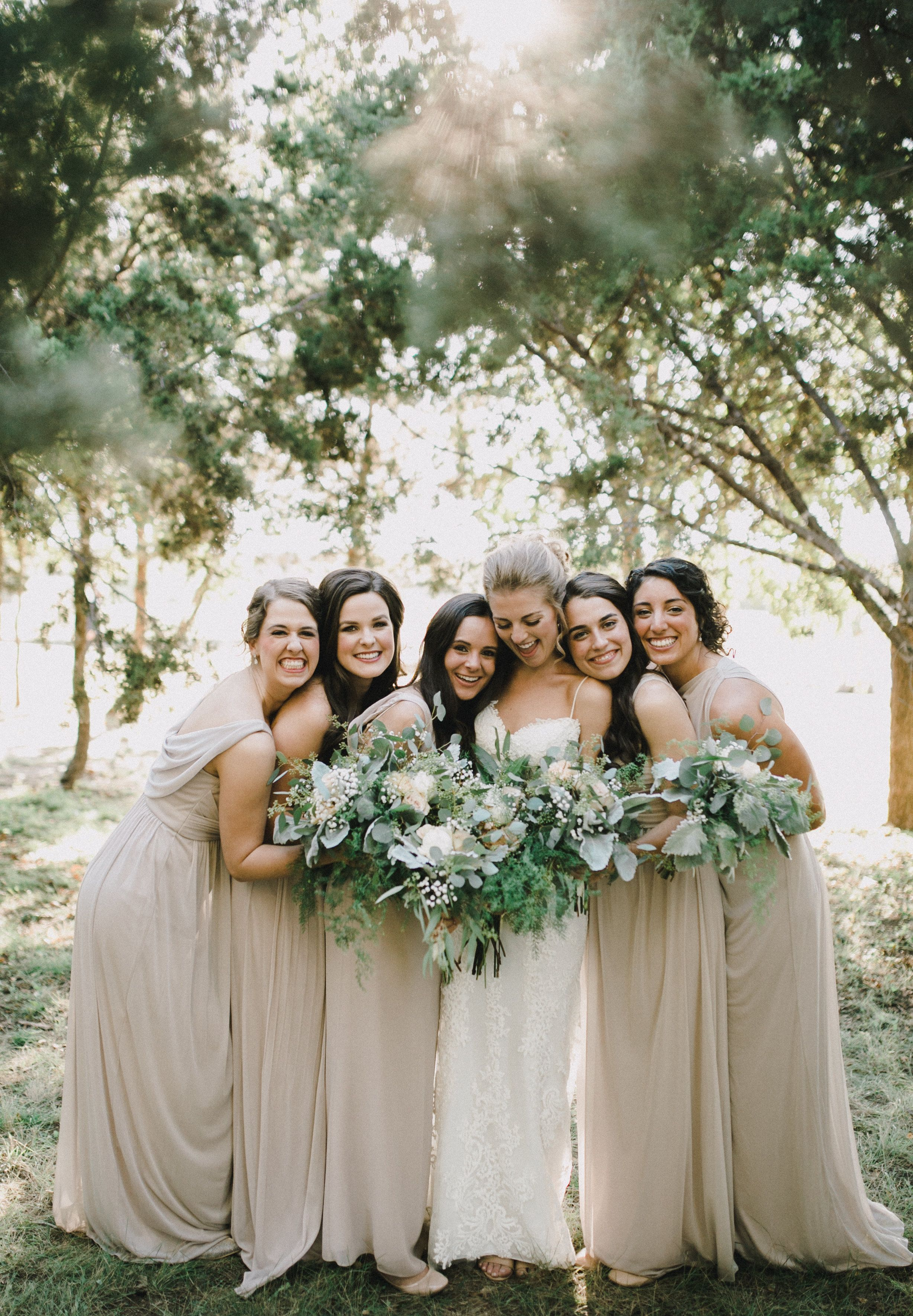 As long as we both shall live natural bouquet wedding and as long as we both shall live davids bridal bridesmaid dressesbridesmaidscookiesspring ombrellifo Images