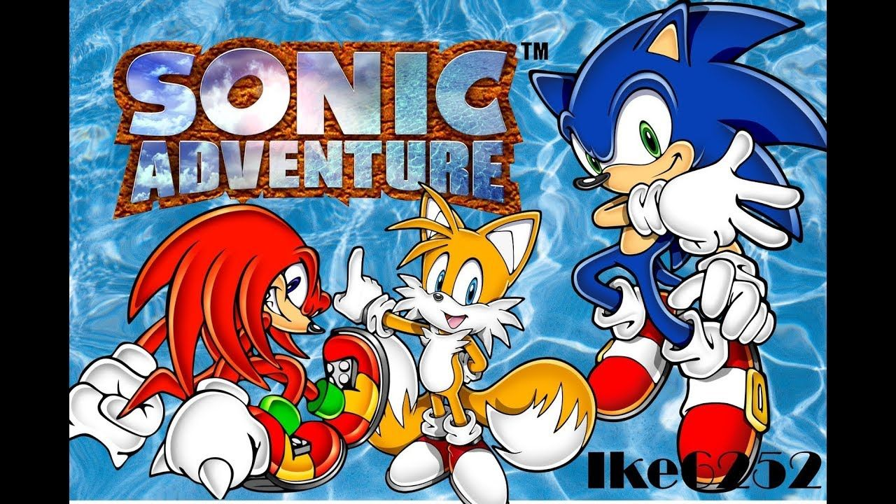 Sonic Adventure Fun Boss Battles Pt 1 Sonic Sonic Adventure Amazing Adventures