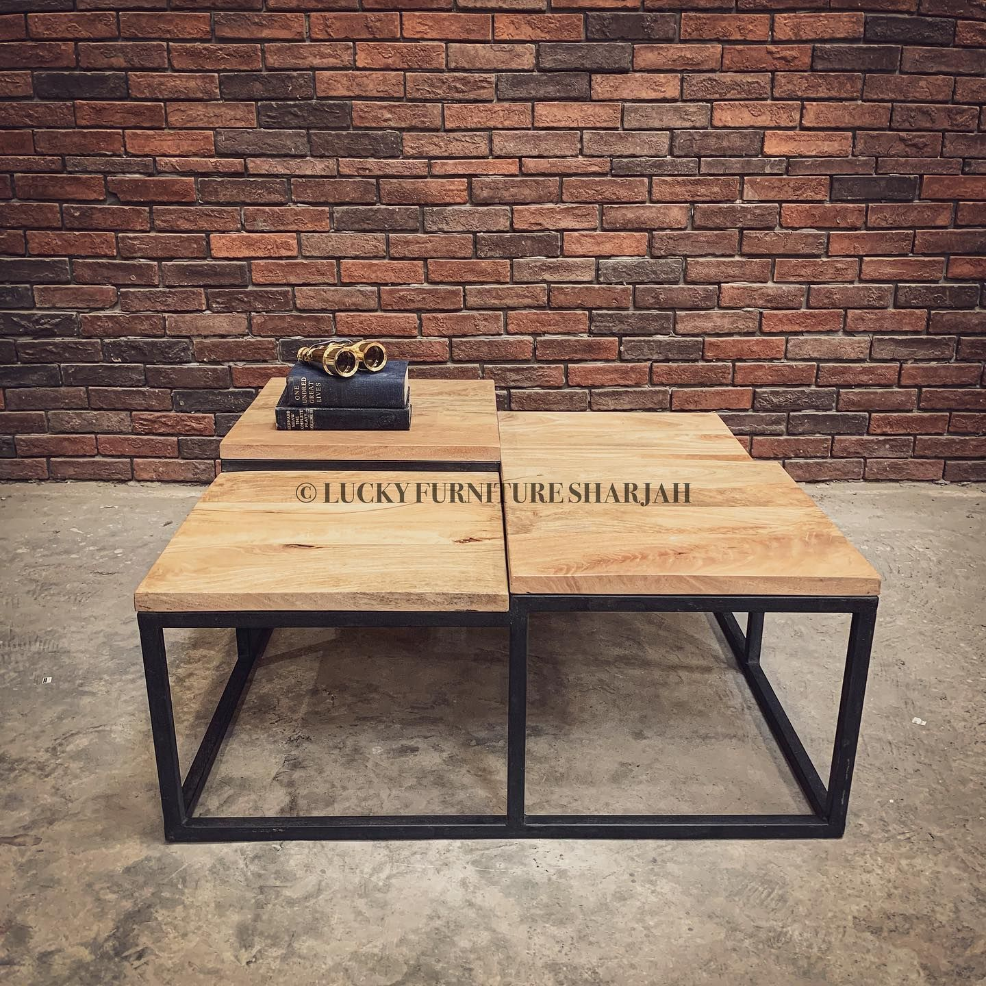 Hi Low Coffee Table Industrial Design Coffee Table Now Available For More Information Kindly Dm Industrial Design Coffee Table Coffee Table Low Coffee Table [ 1440 x 1440 Pixel ]