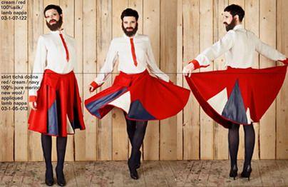 Howitzweissbach's Look Book 2011 : Bearded Ladies