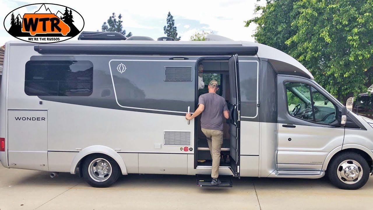 25 small class c rv walkthrough leisure travel vans