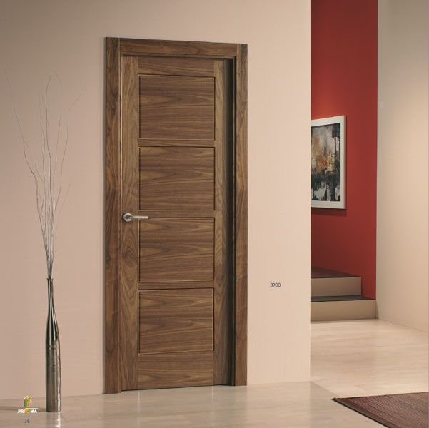 Walnut Internal Doors In Scandinavian Style Home Google Search Doors Pinterest Internal