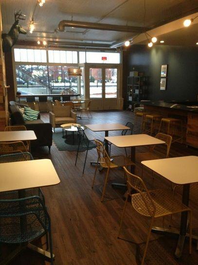 Drip coffee shop in Glenwood Park Atlanta