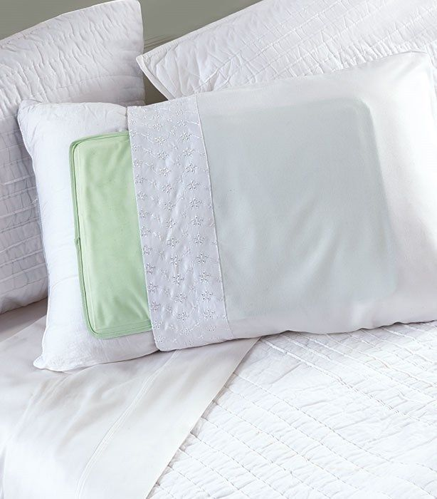 New Cooling Gel Pillow Pad Absorbs Heat Helps With Hot Flashes