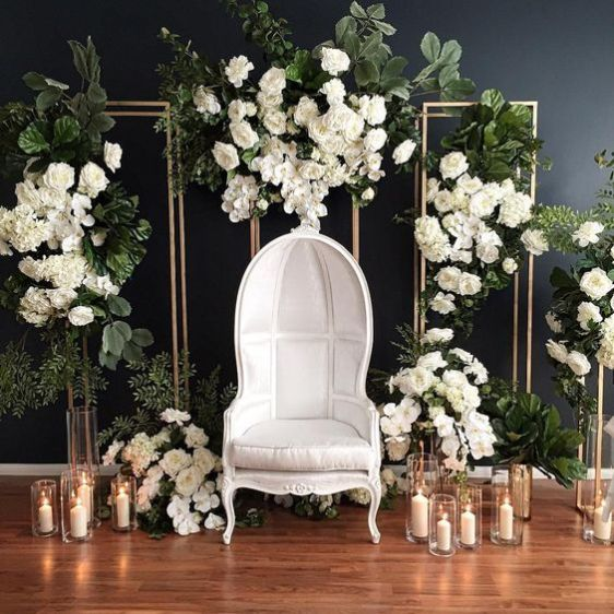 25 Adorable Wedding Photo Booth Decor Ideas