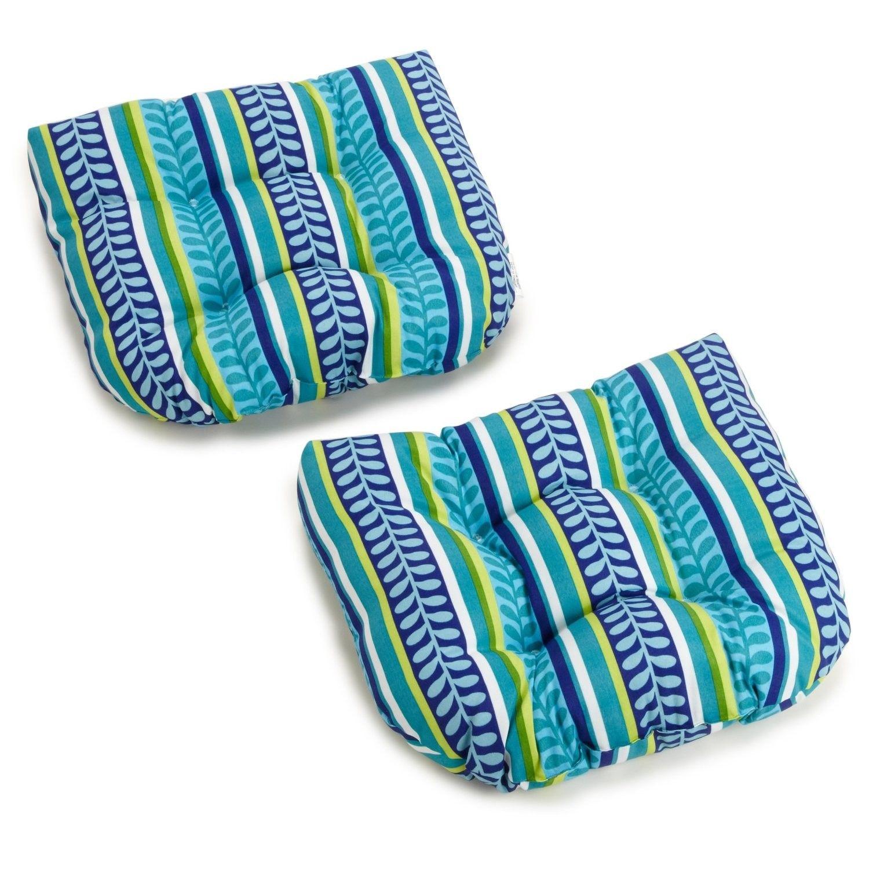 Pike Indoor/Outdoor Adirondack Chair Cushion Outdoor