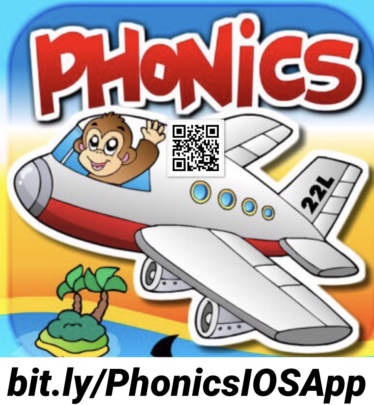 bit.ly/PhonicsIOSApp Learning to read games, Kids app
