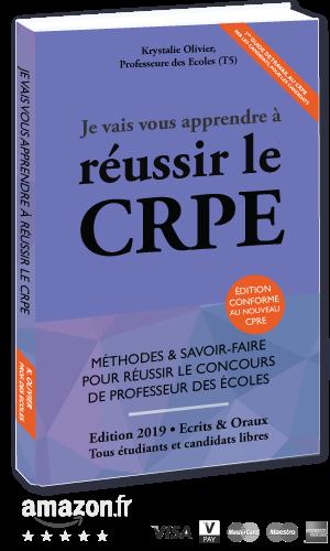 Je Vais Vous Apprendre A Reussir Le Crpe Reussir Le Crpe Concours Professeur Des Ecoles Professeur Des Ecoles Professeur
