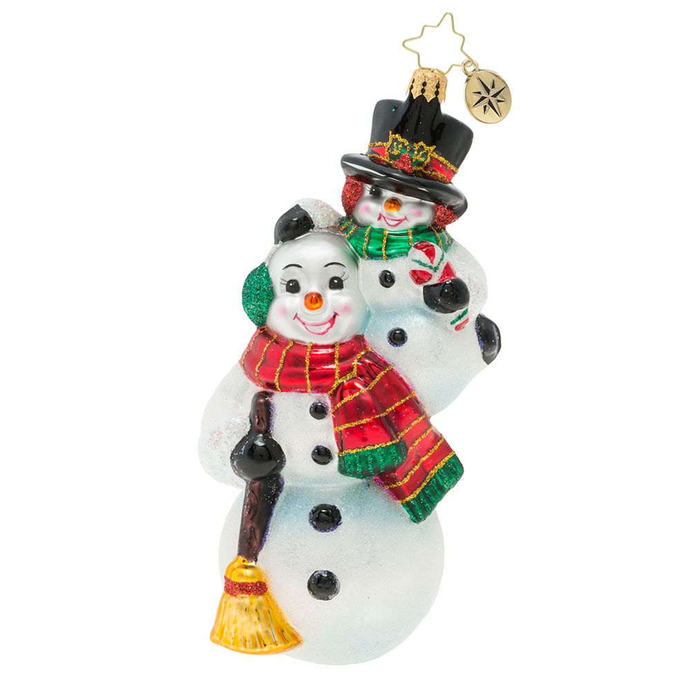 Christopher Radko Ornaments There Is Snow Buddy Like You Ornament 1019975 Christopher Radko Ornaments Ornaments Christopher Radko