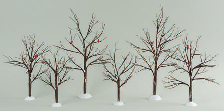 Bare Branch Trees