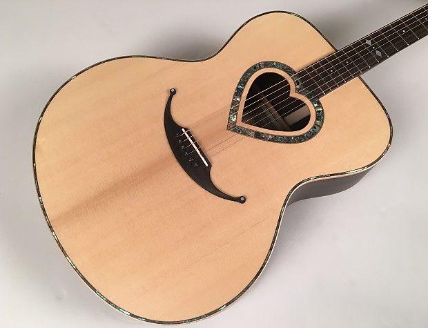 Zemaitis Jumbo Mustache Bridge Acoustic Model Caj 200hs With Zemaitis Gig Bag Guitars West Reverb Acoustic Guitar Gigs
