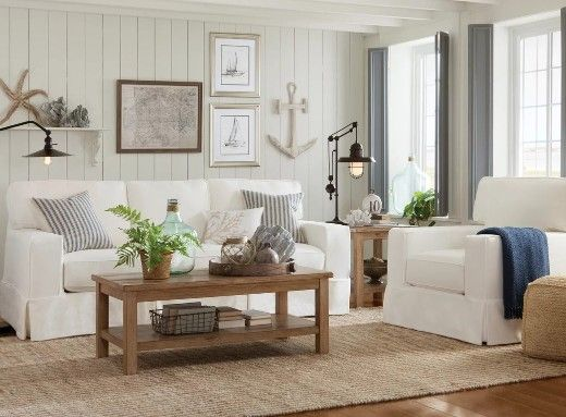 16 neutral coastal living room designs  decor ideas in