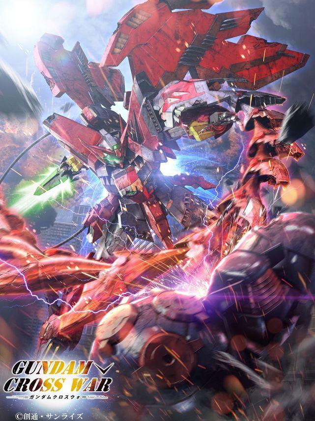 Gundam Cross War Mobile Phone Size Wallpapers Mobile