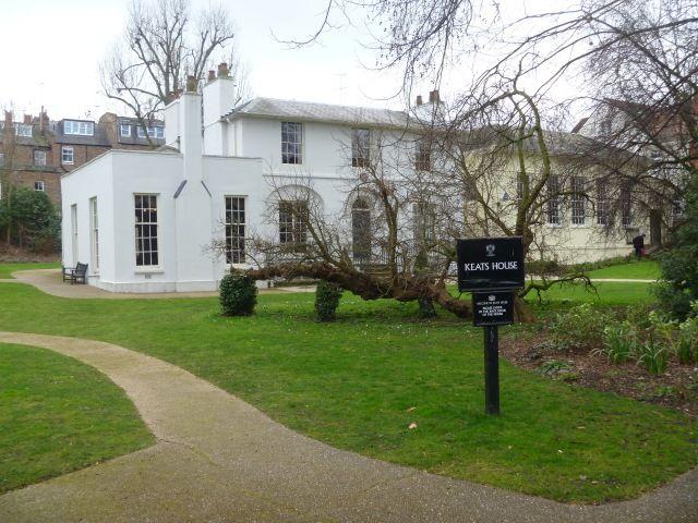 Keat's House, Hampstead