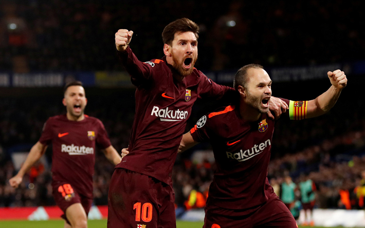 12abad12f Download wallpapers Andres Iniesta