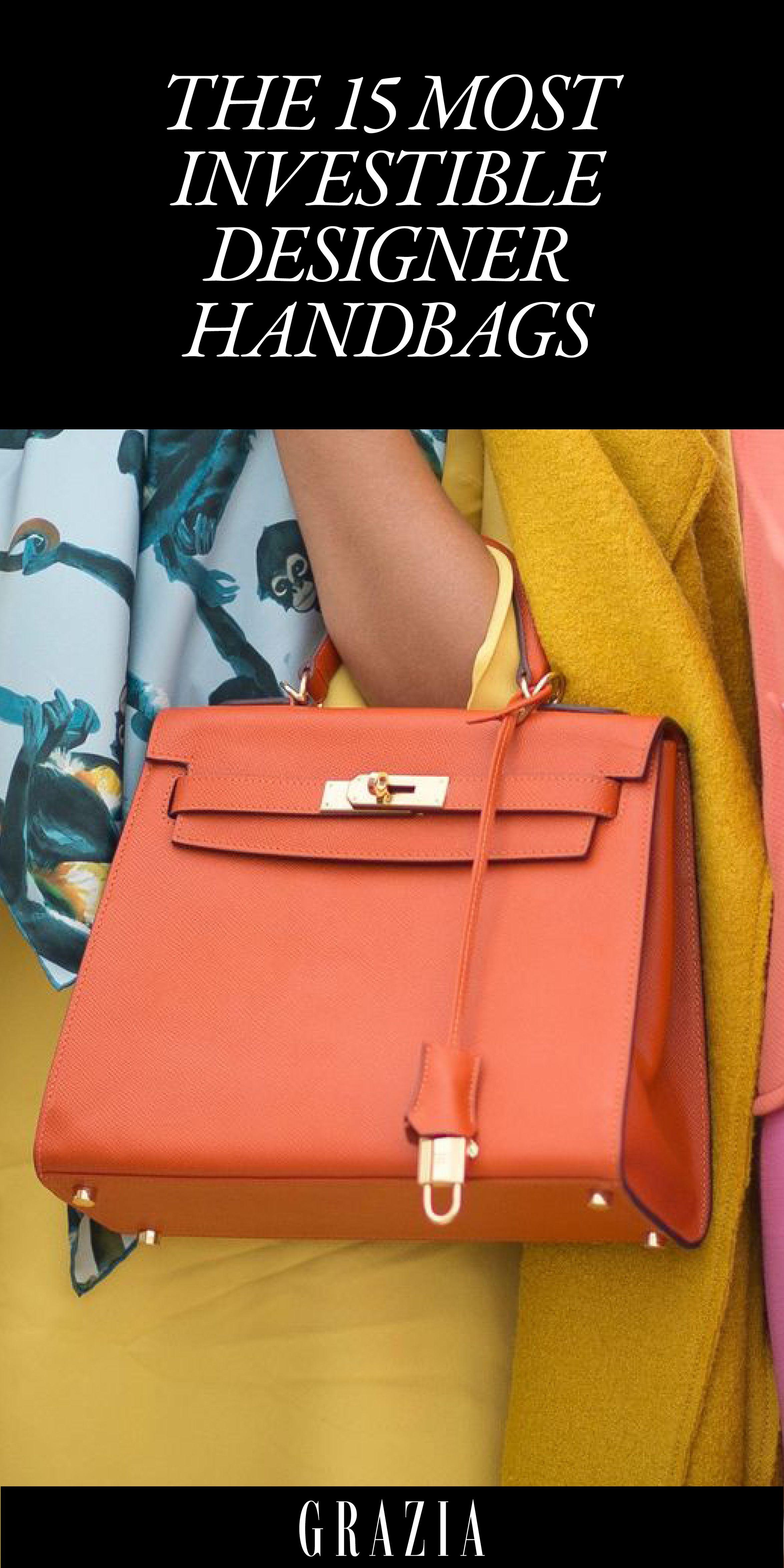The 15 Most Investible Designer Handbags