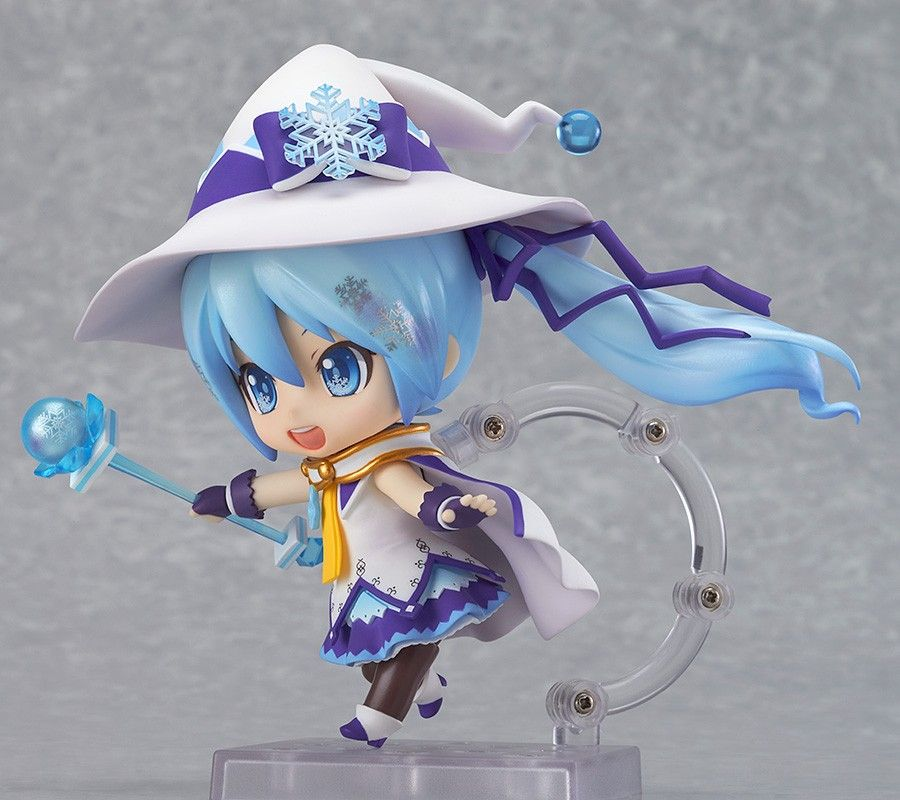 Nendoroid Snow Miku: Magical Snow Ver.: ¥4,629 Release ...Snowflake Ipo Date July