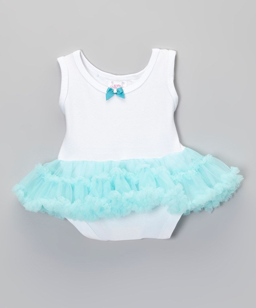 Infant Baby Kajal Look At This Bella Fleur Aqua Angel Wing Dress Infant On