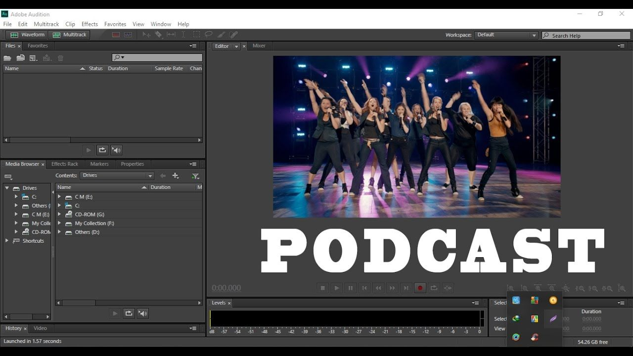 Adobe Audition CC 2017 | How To Create A Podcast Voice In