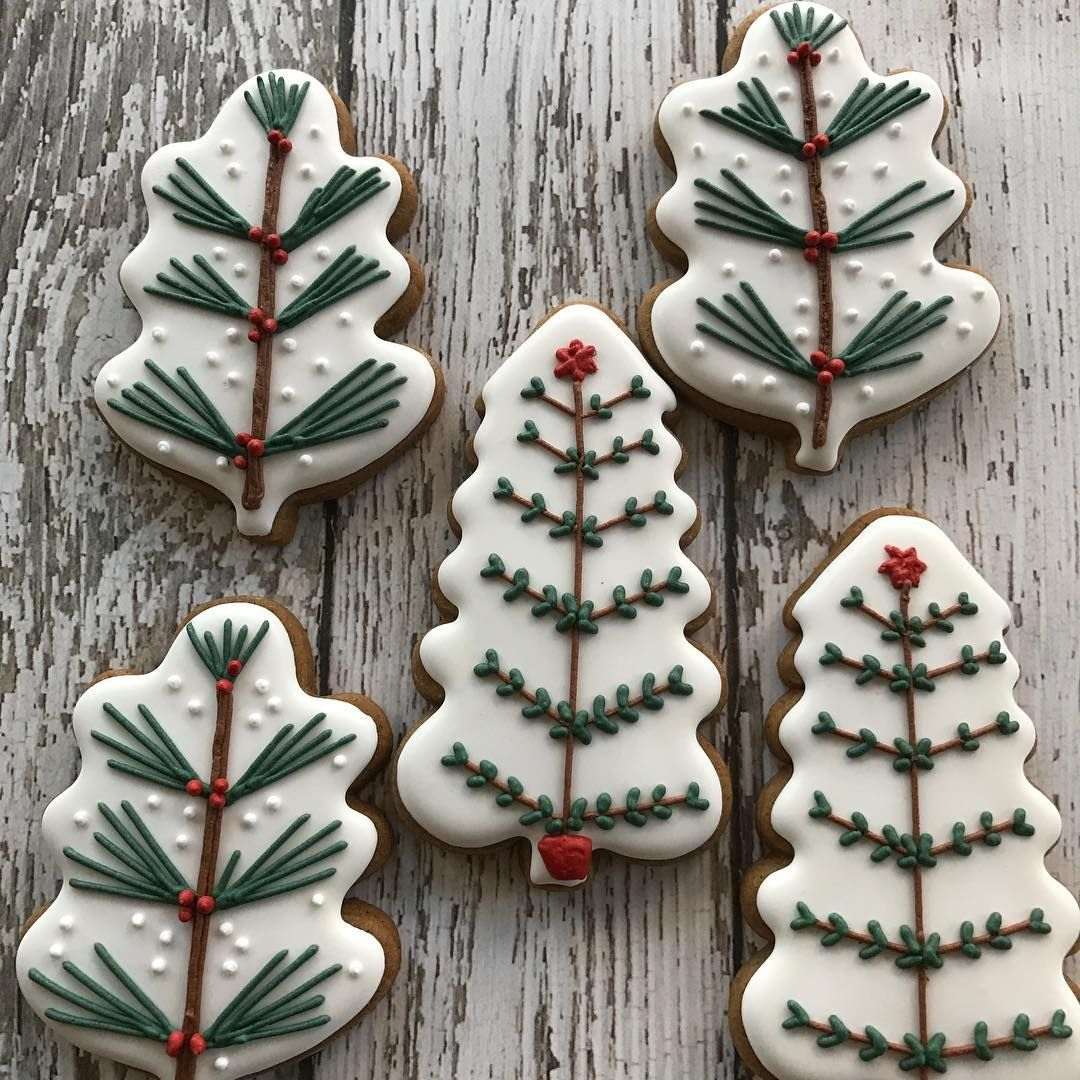 Photo of More Christmas cookies – busy weekend! #sugarcookies #royalicing #albuquerque